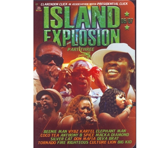 Island Explosion 06/07 Part.3 - Various Artists (DVD)