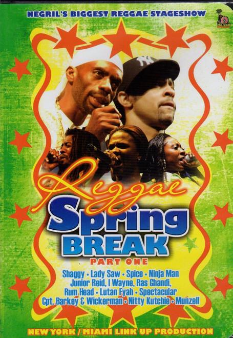 Reggae Spring Break 2007 Part.1 - Various Artists (DVD)