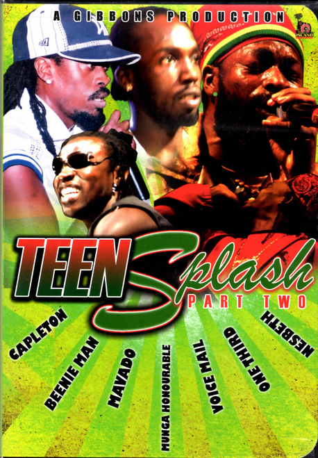 Teen Splash 2007 Part.2 - Various Artists (DVD)
