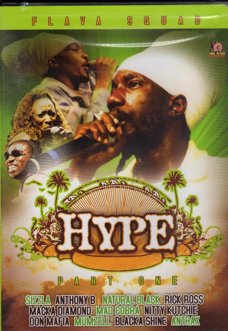 Hype 2007 Pt.1 - Various Artists (DVD)