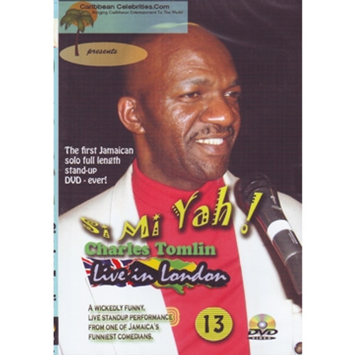 Si Mi Yah - Charles Tomlin (DVD)