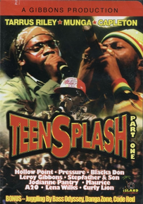 Teensplash 2008 Part 1 - Various Artists (DVD)