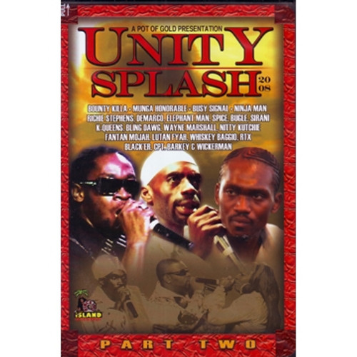 Unity Splash 2008 - Part Two - Various Artists (DVD)