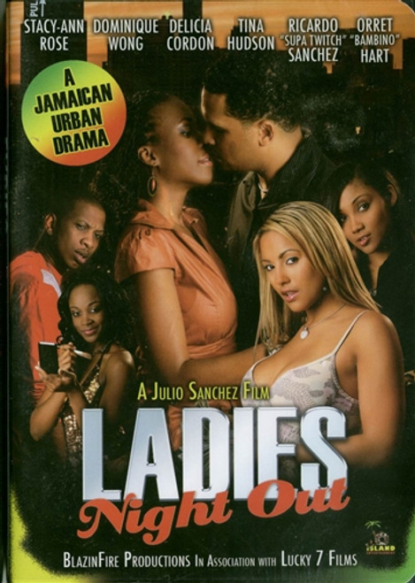 Ladies Night Out - Various Artists (DVD)