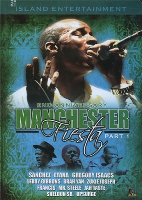 Manchester Fiesta 2008 Part 1 - Various Artists (DVD)