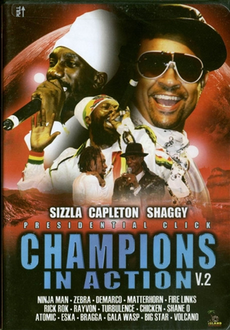 Champions In Action Vol.2 2008 Stageshow - Various Artists (DVD)