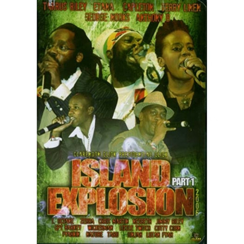 Island Explosion 2008 Pt.1 - Various Artists (DVD)