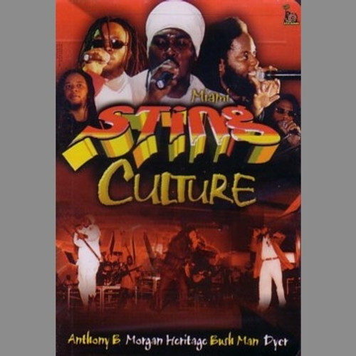 Miami Sting Culture - Various Artists (DVD)