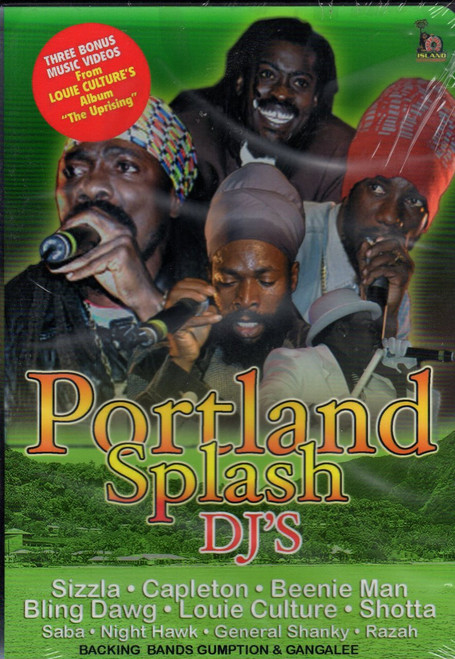 Portland Splash Dj's - Various Artists (DVD)