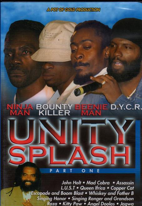 Unity Splash 2005 Part 1 - Various Artists (DVD)