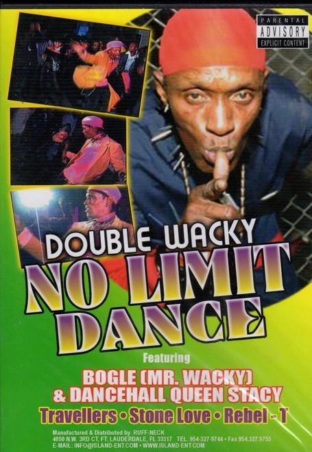"Double Wacky Jagga""b""dance & No Limit Dance - Various Artists (DVD)"