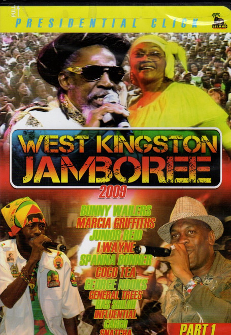 West Kingston Jamboree Part.1 - Various Artists (DVD)
