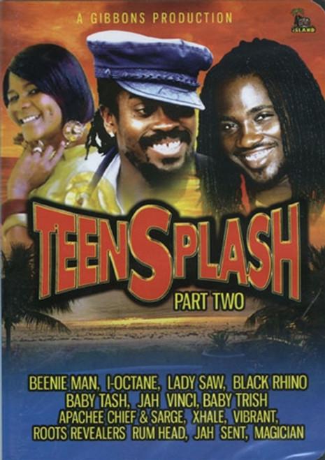 Teensplash 2010 Part.2 - Various Artists (DVD)