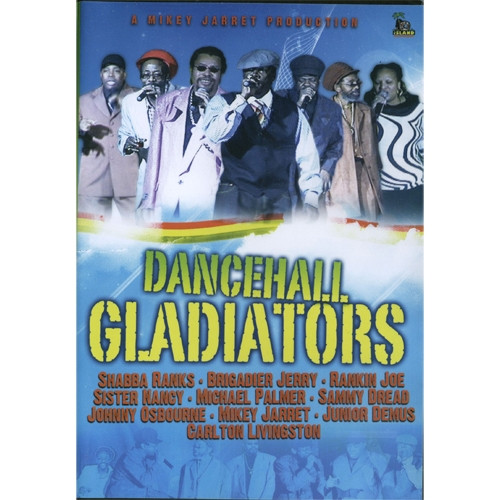 Dancehall Gladiators - Various Artists (DVD)