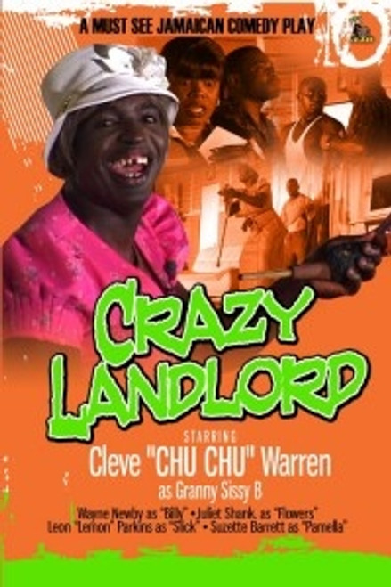 Crazy Landlord - Various Artists (DVD)