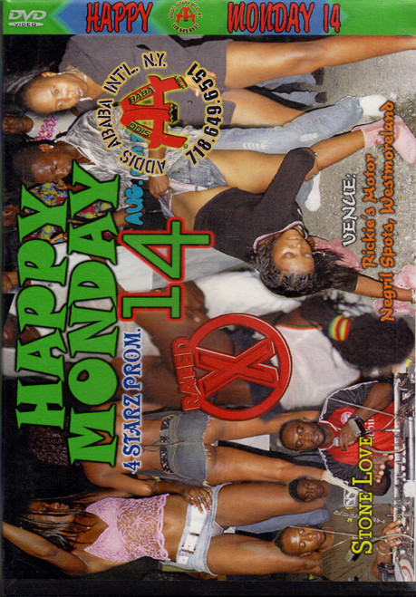 Happy Mondays Pt.14 - Various Artists (DVD)