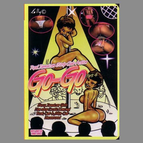 Go Go Part.4 Real Jamaican Style - Various Artists (DVD)