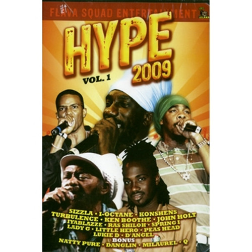 Hype 2009 Part.1 (Stageshow) - Various Artists (DVD)