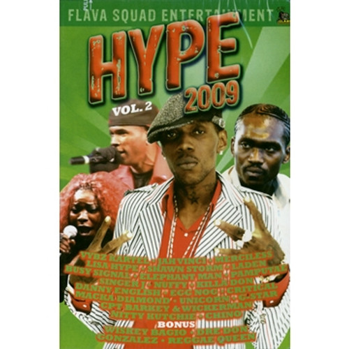 Hype 2009 Part.2 (Stageshow) - Various Artists (DVD)