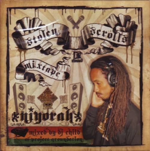 Stolen Scrolls Mixtape - Niyorah