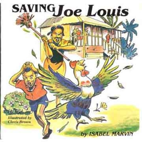 Saving Joe Louis - Isabel Marvin