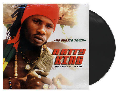 No Guns To Town - Natty King (LP)
