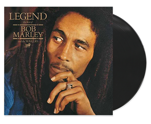 Legend (Reissue) - Bob Marley & The Wailers (LP)