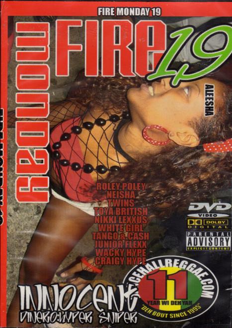 Fire Monday 19 - Various Artist (DVD)