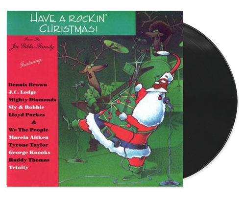 Have A Rockin Christmas - Various Artists (LP)