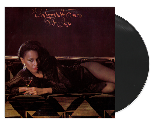 Unforgettable Times 1 - The Jays (LP)