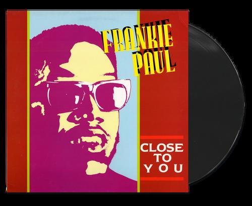 Close To You - Frankie Paul (LP)