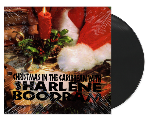 Christmas In The Caribbean With - Sharlene Boodram (12 Inch Vinyl)