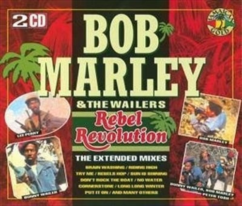Rebel Revolution 2cd-set - Bob Marley & The Wailers