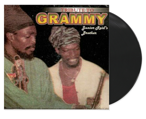 Tribute To Grammy Junior Reid's Brother - Various Artists (LP)