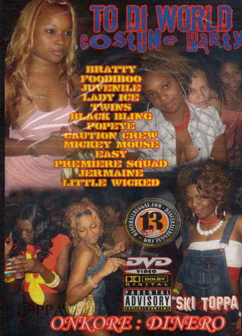 To Di World Costume Party - Various Artists (DVD)