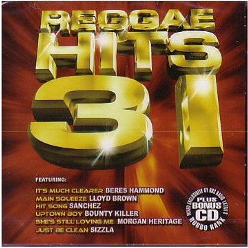 Reggae Hits 31 - Various Artists (LP)