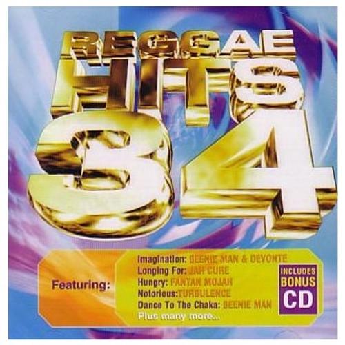 Reggae Hits Vol. 34 - Various Artists (2LP-set)
