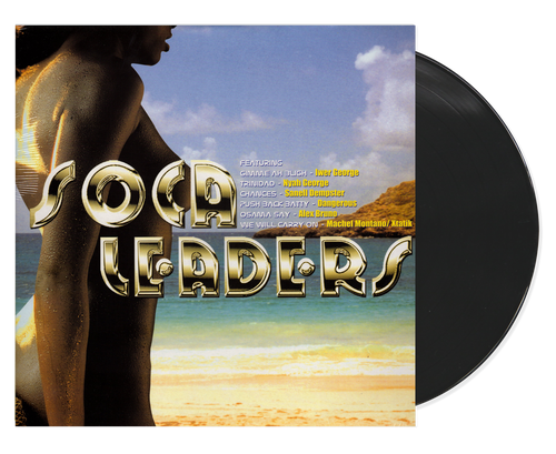 Soca Leader - Various Artists (LP)