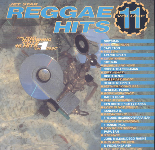 Reggae Hits 11 - Various Artists (LP)