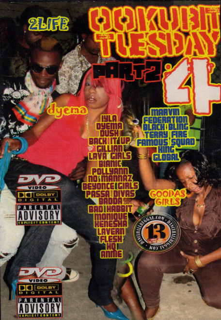 Ookubit Tuesday 4 Pt.2 - Various Artists (DVD)