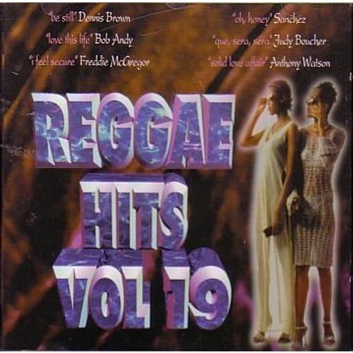 Reggae Hits 19 - Various Artists (LP)