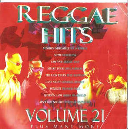Reggae Hits 21 - Various Artist
