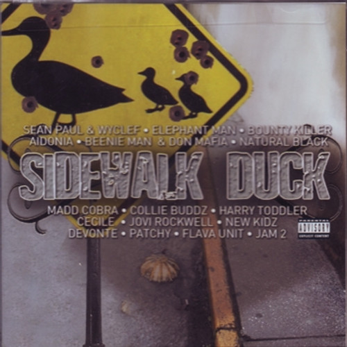 Sidewalk Duck - Various Artists