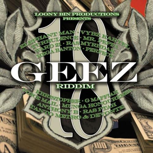 18 Geez Riddim - Various Artists