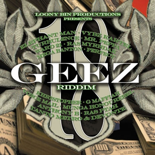 18 Geez Riddim - Various Artists
