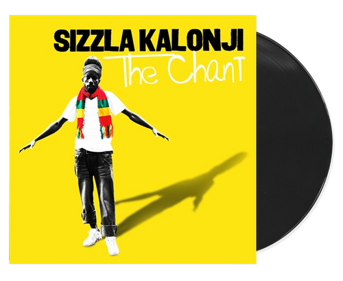 The Chant (Lp/cd Package) - Sizzla (LP)