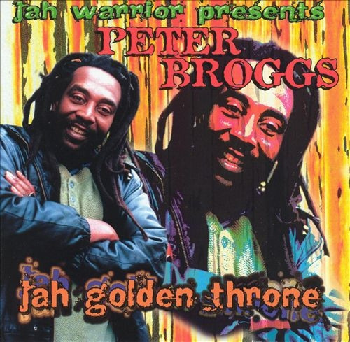 Jah Golden Throne - Peter Broggs