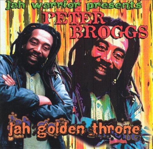 Jah Golden Throne - Peter Broggs