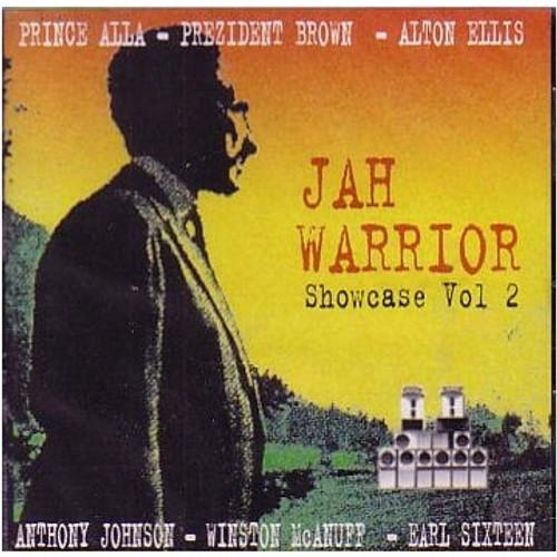 Jah Warrior Showcase Vol.2 - Various Artists