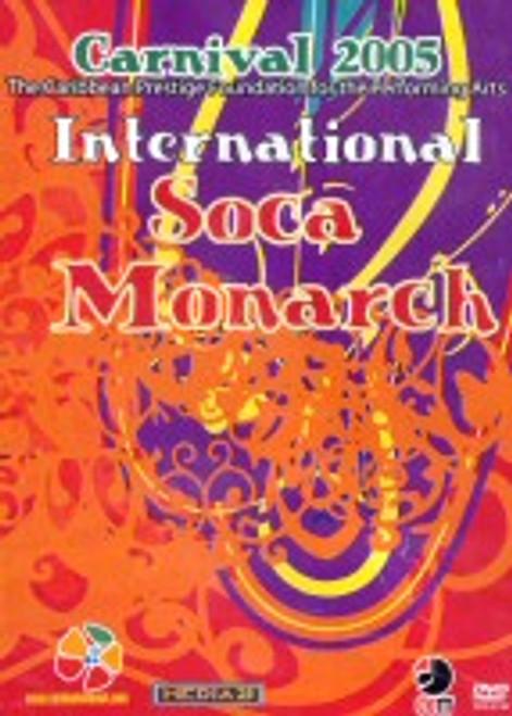 International Soca Monarch 2005 - Various Artists (DVD)